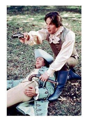 The Rebels: Don Johnson, historische Weste, original von Western Costume Co.