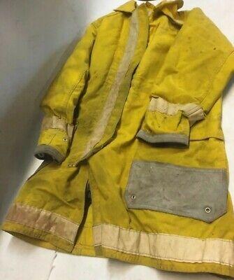 Janesville Apparel Firefighter Coat Wliner Sz4440 Sleeve 35 Welding Torch Coat