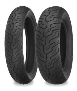 Honda Goldwing GL1500 front & rear tires tire combo pair 160/80-16 130/70-18 New
