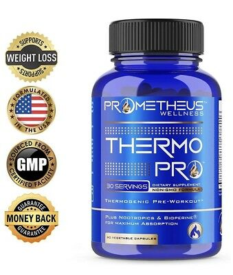 Thermo PRO Best Thermogenic Fat Burners for Men and Women Lose Weight Loss