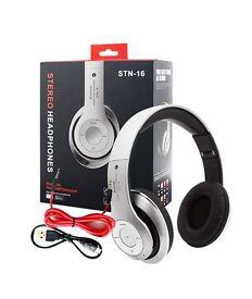 Wireless Bluetooth 4.0 Headphones - BRAND NEW
