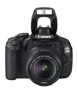 Canon EOS t3i brand new condition