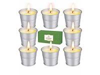 Brand new-citronella candles