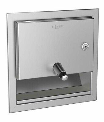 Franke RECESSED LIQUID SOAP DISPENSER 243x241x132mm Stainless Steel ()