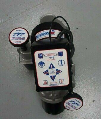 Tft Monsoon 2000 Gpm Remote Monitor Deck Gun Y4-ep1a Parts