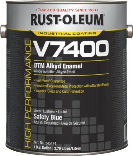 Rust-Oleum V7400 System 340 VOC DTM Alkyd Enamel