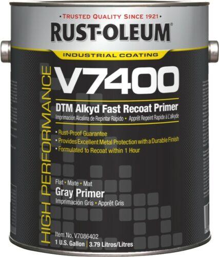 Rust-Oleum High Performance V7400 340 VOC DTM Alkyd Enamel Primer