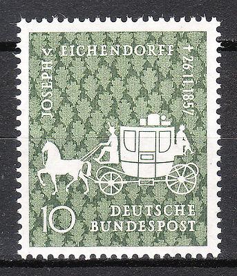 BRD 1957 Mi. Nr. 280 Postfrisch LUXUS!!!