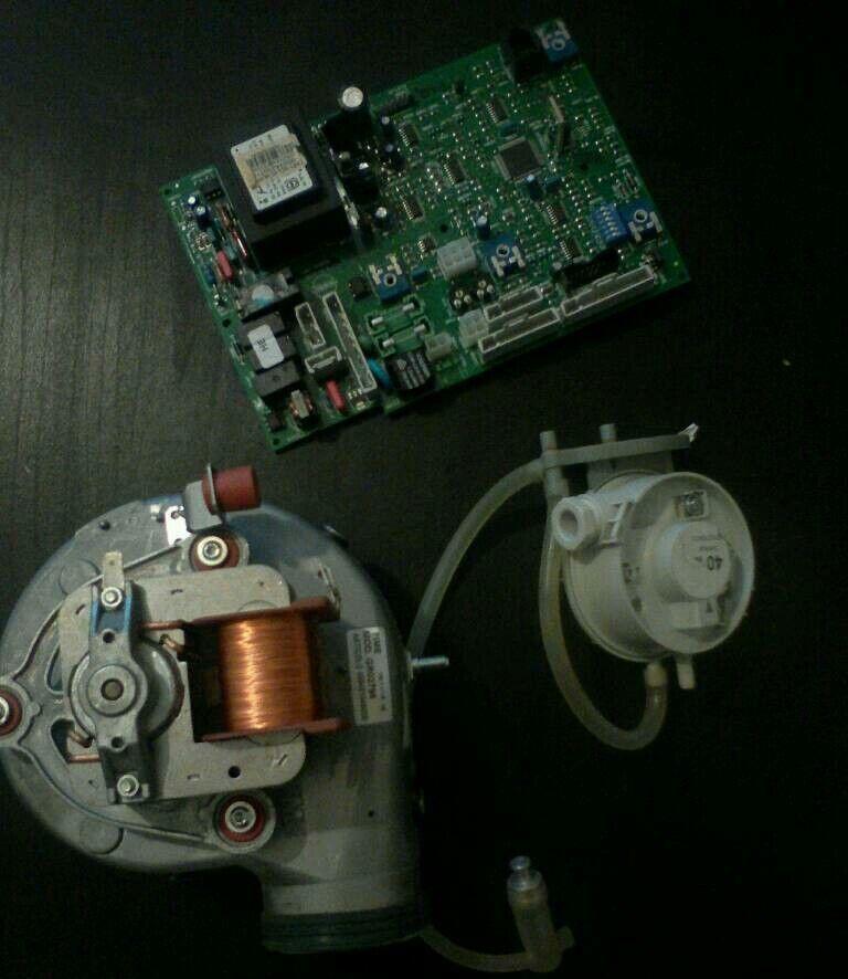Boiler parts (REDUCED)