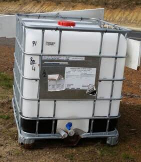 1000L IBC CONTAINERS - FOOD GRADE Mount Barker Plantagenet Area Preview
