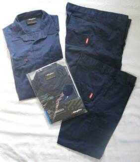 KingGee Shirts and Stubbies Work Pants