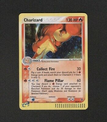 CHARIZARD Pokemon TCG EX Dragon #100/97 SECRET RARE NM e-Reader
