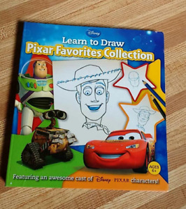 DISNEY -- Learn to Draw: Pixar Favorites Collection. Hardcover