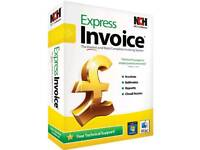 Genuine Sealed NCH Express Invoice Plus 6 + License Key For PC/macOS