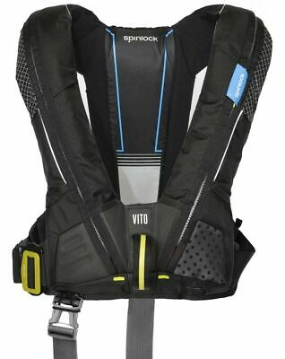 Spinlock Deckvest VITO with HRS Offshore Inflatable Lifejacket