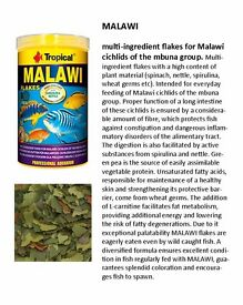 New Prices !!! MALAWI / TANGANYIKA / BIONAUTIC 250ML/50G