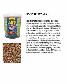 New Prices !!! MIX BUCKET 5L/700G POND PELLET