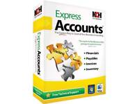 Genuine Sealed NCH Express Accounts Plus 5 + License Key For PC/macOS