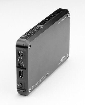 Arm Dso203dso213 Nano V2 Quad Pocket Digital-oscilloscope With Metal Case Usb