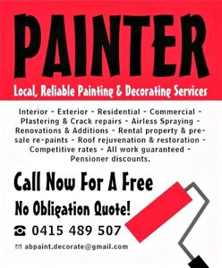 Property Painter & Painting Contractor Free Quotes