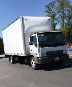 2006 FORD LCF - 20ft
