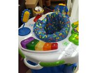 Leap Frog Learn and Groove Activity Centre/Jumparoo