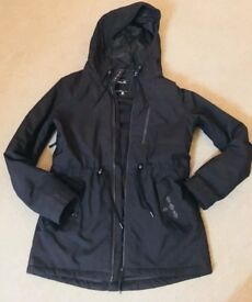 Oneill Womens black Snowboarding jacket Size L (10-12) £70 ONO This seasons. Rrp £165