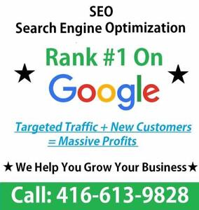 SEO ***** Rank #1 On Google ***** - Search Engine Optimization - Increase Your Sales - Adwords / PPC - SAFEST METHOD!