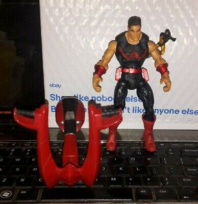 2005 Toy Biz Marvel Legends Series 11 WONDER MAN figure Legendary Rider complete