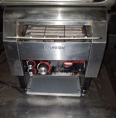 Hatco Conveyor Toaster Oven Model Tq-400 Toast-qwik