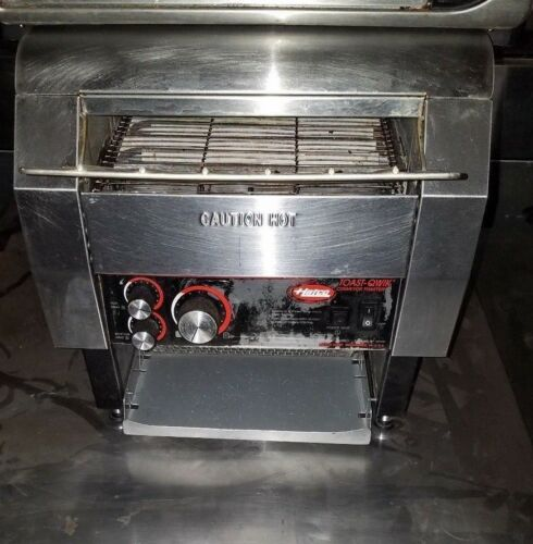 HATCO CONVEYOR TOASTER OVEN MODEL # TQ-400 TOAST-QWIK