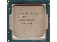 I3 6100 Skylake cpu