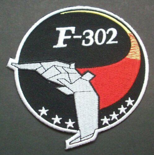 Stargate SG-1, F-302 Embroidered Uniform Shoulder Patch - New