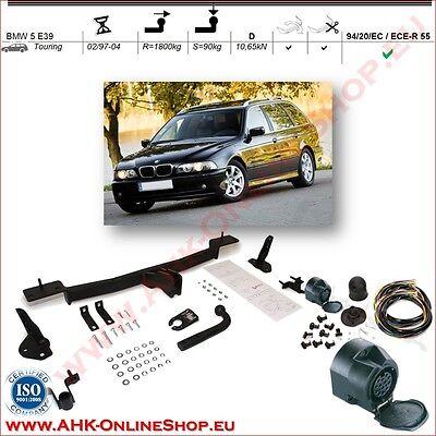 AHK ES13 BMW 5er E39 Bj.1997-2004 Kombi Anhängevorrichtung Anhängerkupplung AHZV online kaufen
