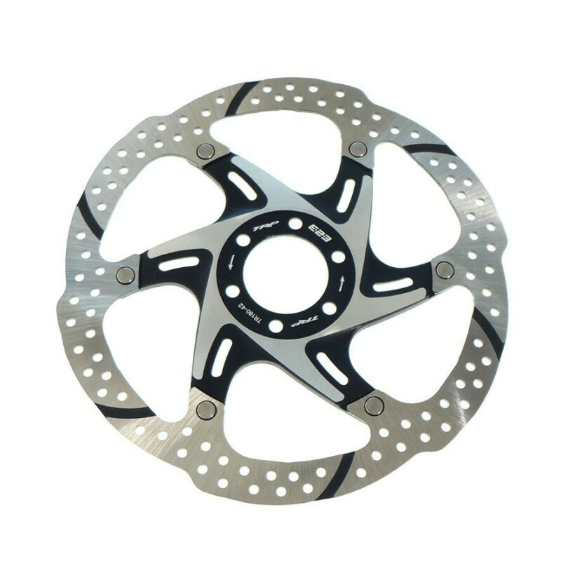 TRP TRP TR-42 Disc Brake Rotor 6-hole E2.3 (2.3mm) DHR and E-MTB Bike Rotor