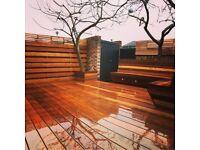Decking specialist , garden design