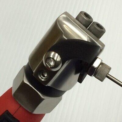Adjustable Tungsten Grinder Sharpener Kit 0.040 - 0.125 10 - 30 Stainless
