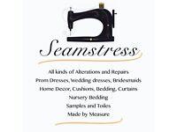 Seamstress/Sample Machinist/Pattern Cutter