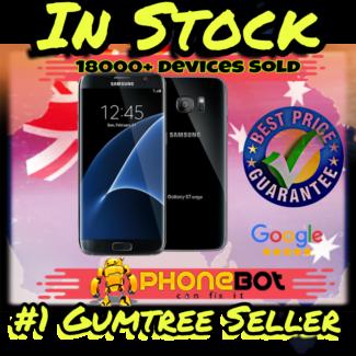 Samsung Galaxy S7 edge 32gb AU stock like new @Phonebot