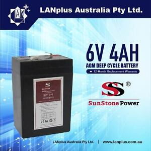 6V 4.0AH SLA Rechargeable battery 6volt Sealed Lead 4ah Toy Electric UPS Alarm