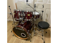 Fully Refurbished Yamaha YD Drum Kit - Free Local Delivery or Collection