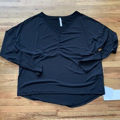 Fabletics Maria Powertouch Light L/S Top NWT