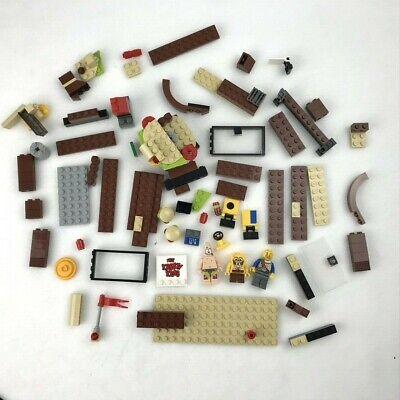 Sponge Bob Square Pants Multi Piece LEGO Set Various Pieces