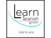 Professional Spanish tutor. Classes One to One, London