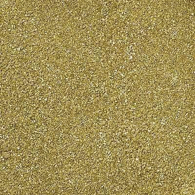 GLITTER - GLASSAND 1 kg. Dekosand, Glas, Sand, Glitzer, in gold DUKATENGOLD -26
