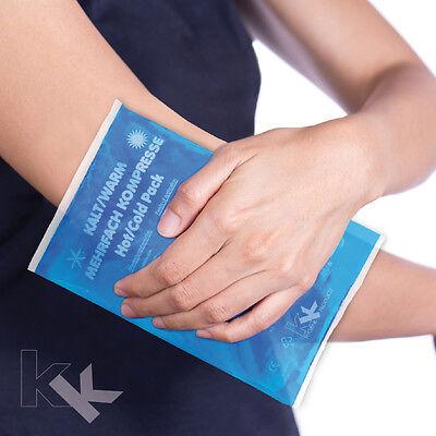 KK Kalt-Warm Kompressen Set Kühlkissen Kühlkompresse Kühlpack Eispack  5 Stück