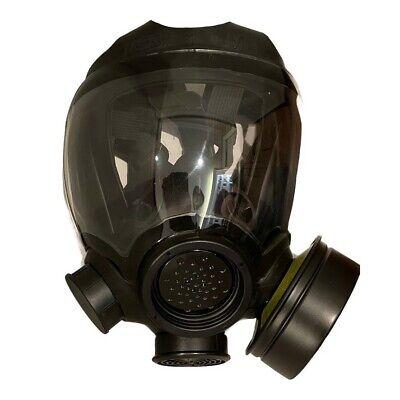 Msa Advantage 1000 Respirator Gas Mask Medium Bnib New813859
