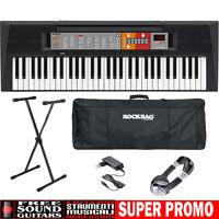 Psr F51 Tastiera Yamaha + Supporto + Borsa + Cuffia + Alimentatore - Offerta - yamaha - ebay.it