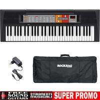 Psr F51 Tastiera Yamaha 61 Tasti + Borsa Custodia + Alimentatore - Offerta - yamaha - ebay.it