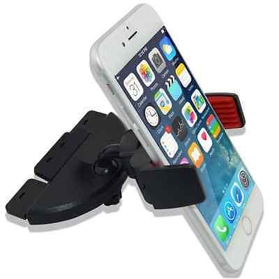 CD Slot Car Stereo Smart Phone Holder Mount for Apple iPhone 6 6s 7 Plus